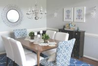 Fancy Image Result For Dining Room With Light Blue Rug | Living Room throughout Light Blue Dining Room