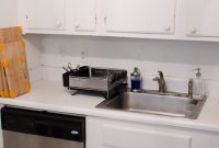 Fancy Inexpensive Rental Kitchen Makeover – Thou Swell with Rental Kitchen Makeover