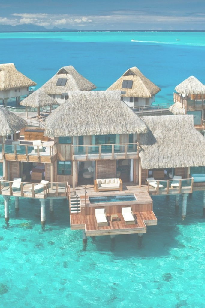 Fancy Inspirational All Inclusive Overwater Bungalows… | Simple Room - Low regarding Overwater Bungalows All Inclusive