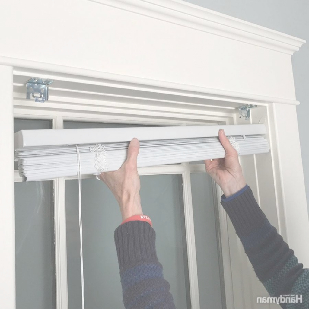 Fancy Installing Blinds Inside Mount 2 Install Window L In Good Quality How To Ideas House Generation