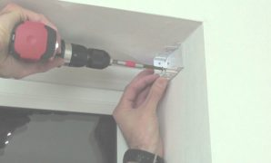 Fancy Installing Wood Blinds - Inside Mount Woodslat Blinds - Youtube in How To Install Blinds Inside Mount