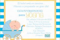 Fancy Invitaciones De Baby Shower Niño Best Invitaciones Para Baby Shower in Review Invitaciones Para Baby Shower De Niño