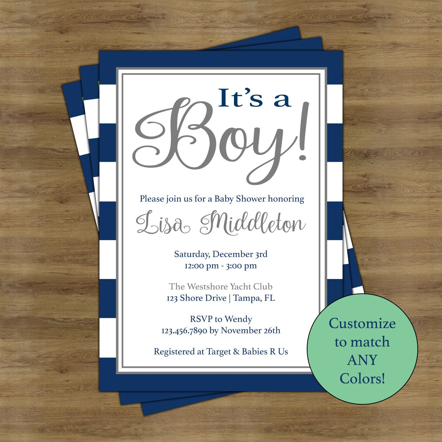 Fancy Its A Boy Baby Shower Invitations For Boys; Simple Baby Shower with New Baby Boy Baby Shower Invitations