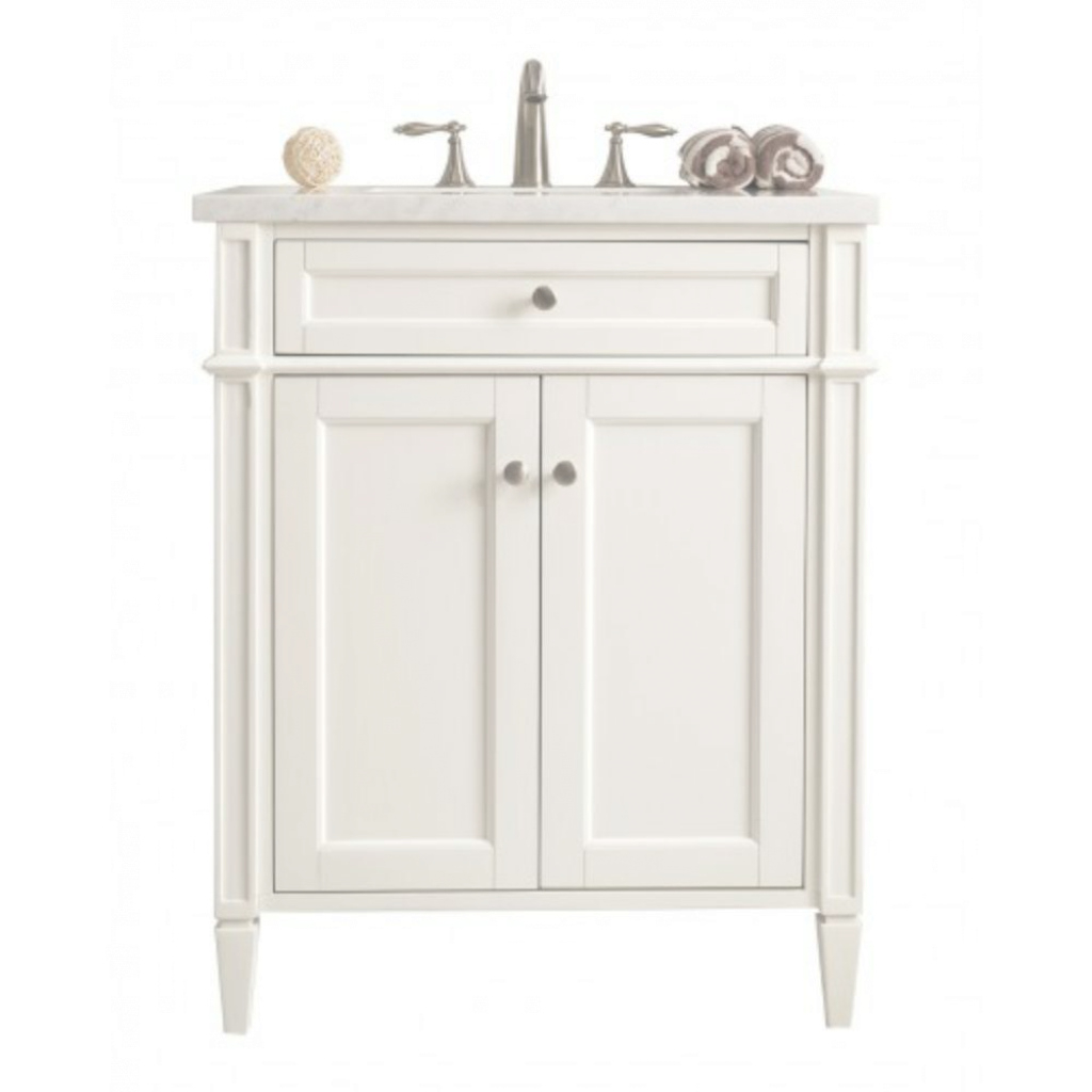 Fancy James Martin Signature Vanities New Brittany 30 In. W Single Bath for Fresh James Martin Bathroom Vanities