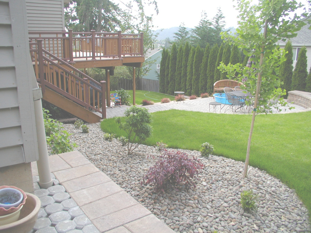 Fancy Kid Friendly Backyard Landscaping Ideas For Modern House Design With for Kid Friendly Backyard