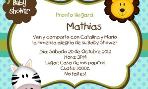 Fancy Koquish Invitaciones Digitales Para Baby Shower Invitaciones Para in Invitaciones Para Baby Shower