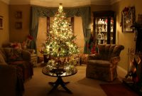 Fancy Living Room : Christmas Living Room Christmas Tree Ornaments At Home with regard to Christmas Living Room