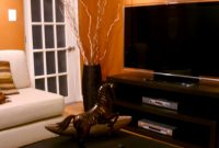 Fancy Living Room Decorating Ideas With Burnt Orange Fresh Brown And intended for Luxury Burnt Orange Living Room