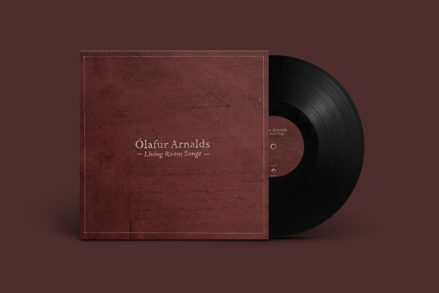Fancy Living Room Songsólafur Arnalds - Releases - Erased Tapes intended for Living Room Song