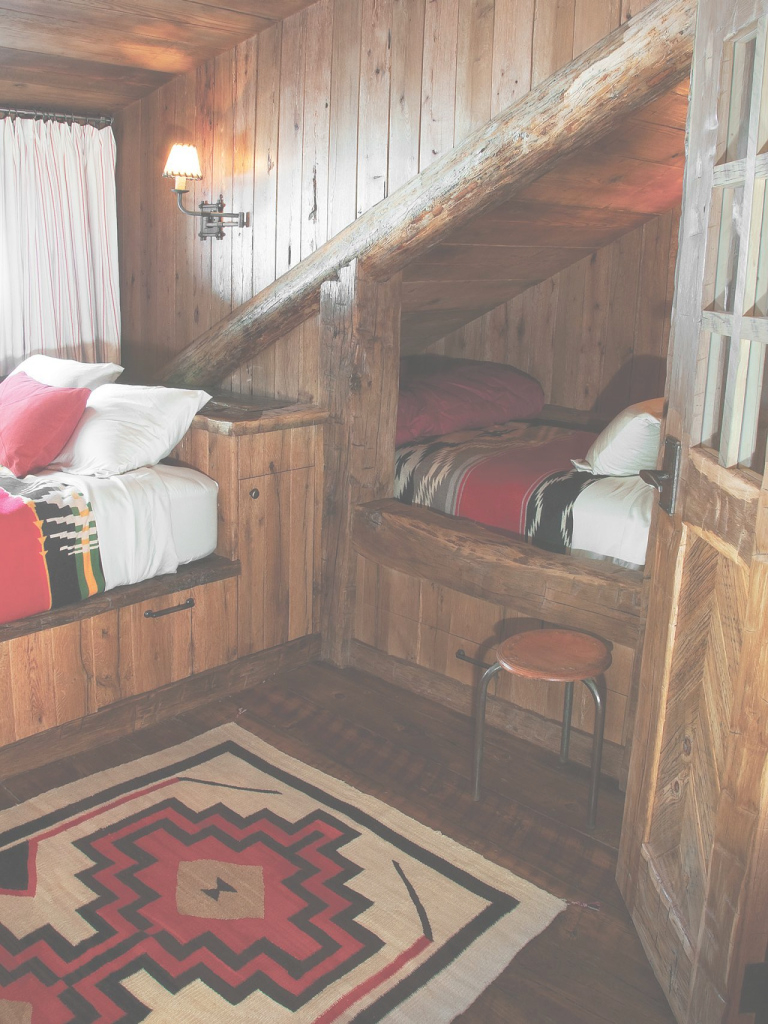 Fancy Log Cabin Bedrooms - Home Design Ideas - Http://www.silverhoarders for Unique Cabin Bedroom