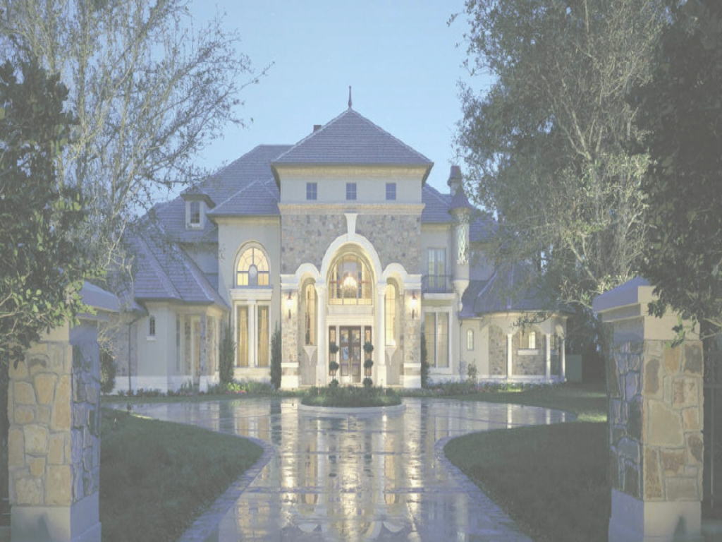 Fancy Luxury French Chateau House Plans Beautiful French Style Luxury Home regarding Small French Chateau House Plans Photos