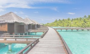 Fancy Luxury Water Bungalows | Sheraton Maldives Resort throughout Luxury Maldives Bungalow