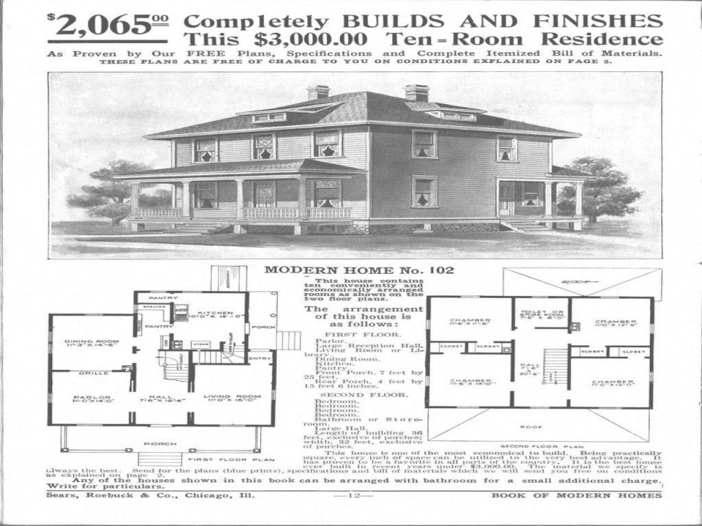 Fancy Modern American Foursquare House Plans Fresh American Foursquare intended for American Foursquare Floor Plans Images