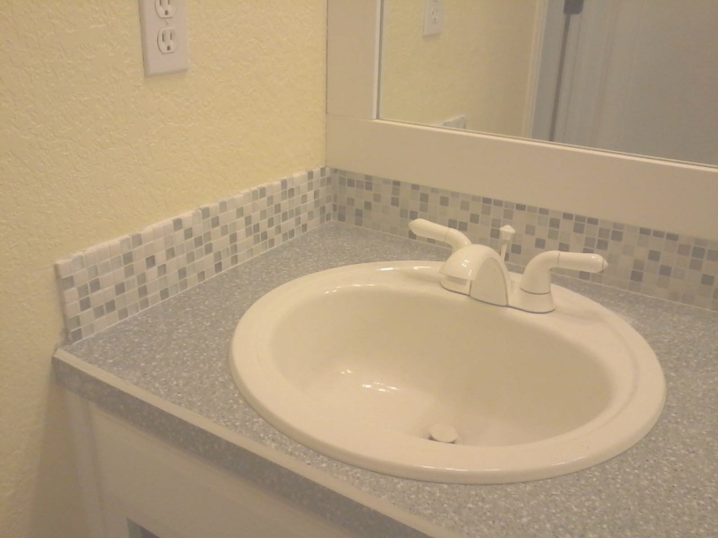 Fancy Mosaic Tile Bathroom Sink Best Of Mosaic Tile For Bathroom pertaining to Awesome Bathroom Sink Backsplash