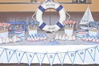 Fancy Nautical Themed Baby Shower Ideas | Omega-Center – Ideas For Baby inside Nautical Theme Baby Shower Decorations
