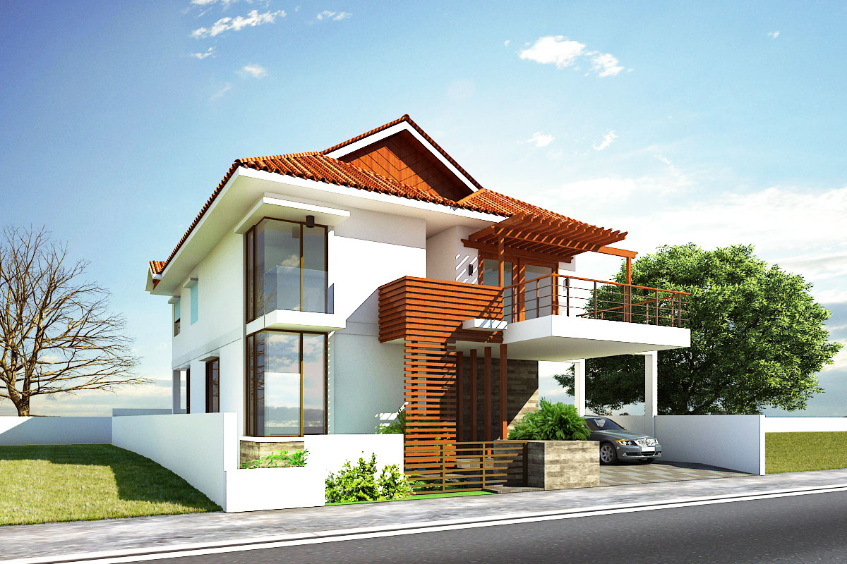 Fancy New Home Designs Latest Modern House Exterior Front Ideas - Dma regarding Elegant Latest Modern Houses