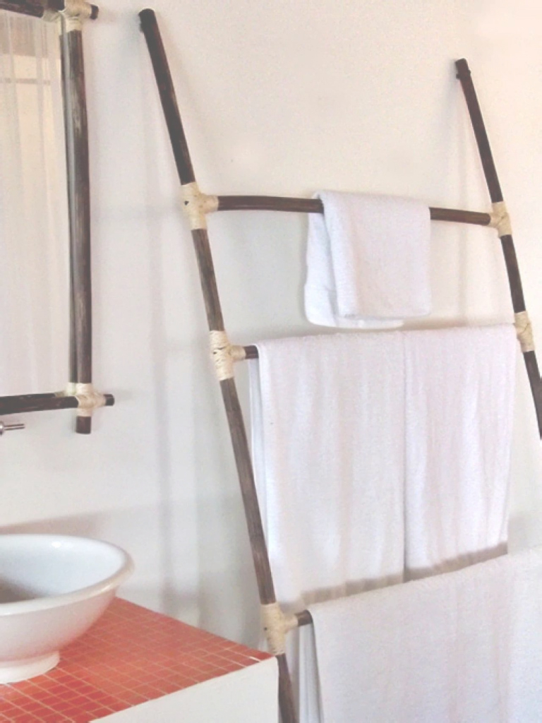 Fancy Nice Ideas Hanging Bathroom Towels 7 Creative Storage Solutions For for Set Bathroom Towel Holder Ideas