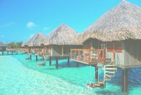 Fancy Overwater Bungalows Lmbb | Hawkins International Public Relations' Blog with regard to Over The Water Bungalows In Caribbean
