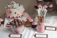 Fancy Photo : Baby Shower Themes For Girls Image with regard to Baby Girl Shower Food Ideas