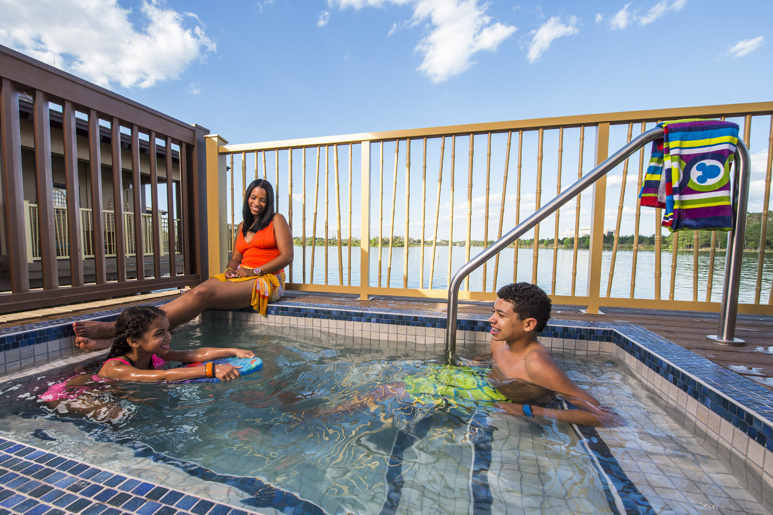 Fancy Photo Tour Of The Bora Bora Bungalows At Disney's Polynesian Village within Beautiful Disney Polynesian Resort Bungalows