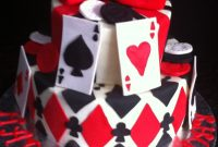 Fancy Playing Card, Poker, Casino Theme Cakes And Cupcakes – Cakes And inside Casino Theme Party Decorations