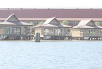 Fancy Polynesian Resort Dvc Villas Construction – Photo 1 Of 7 for Disney Polynesian Bungalows