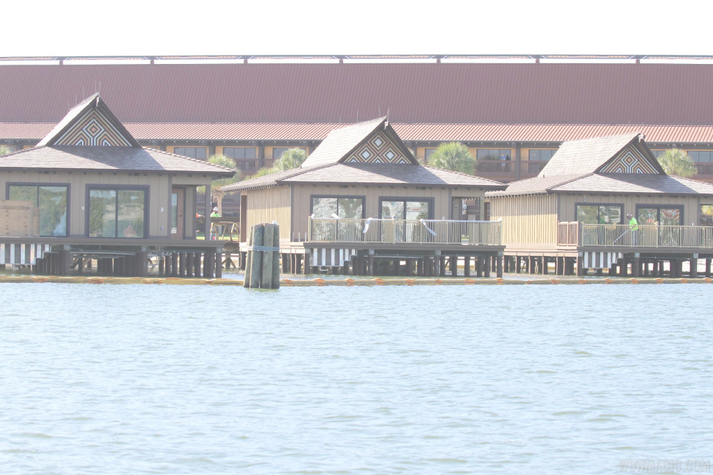 Fancy Polynesian Resort Dvc Villas Construction - Photo 1 Of 7 for Disney Polynesian Bungalows
