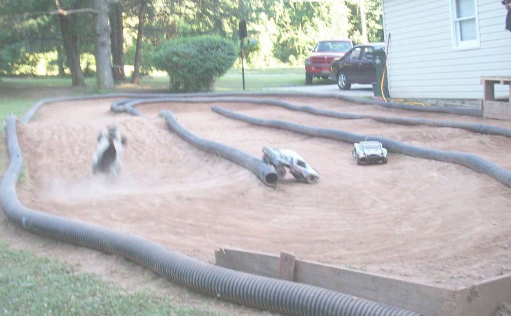 Fancy Rc Track Ideas - Souffledevent throughout Elegant Backyard Rc Track Ideas
