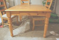 Fancy Refinishing The Dining Room Table – Shannon Claire with regard to How To Refinish A Dining Room Table