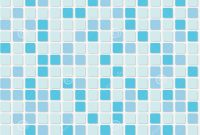 Fancy Seamless Vector Tile Texture Stock Vector – Illustration Of Azure for Blue Bathroom Tiles Texture