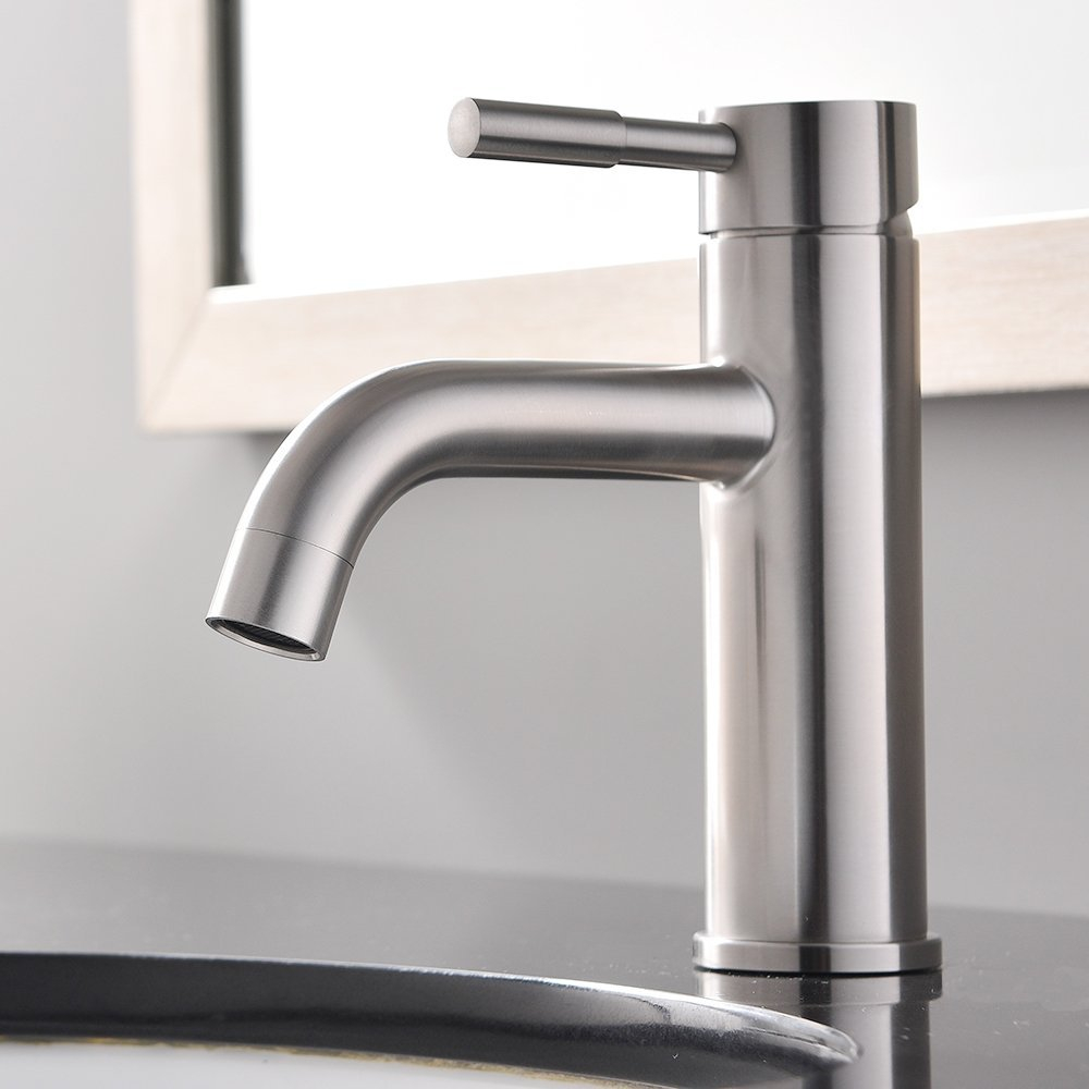 Fancy Shaco Commercial Widespread Restaurant Home Single Handle Single intended for Commercial Bathroom Faucets