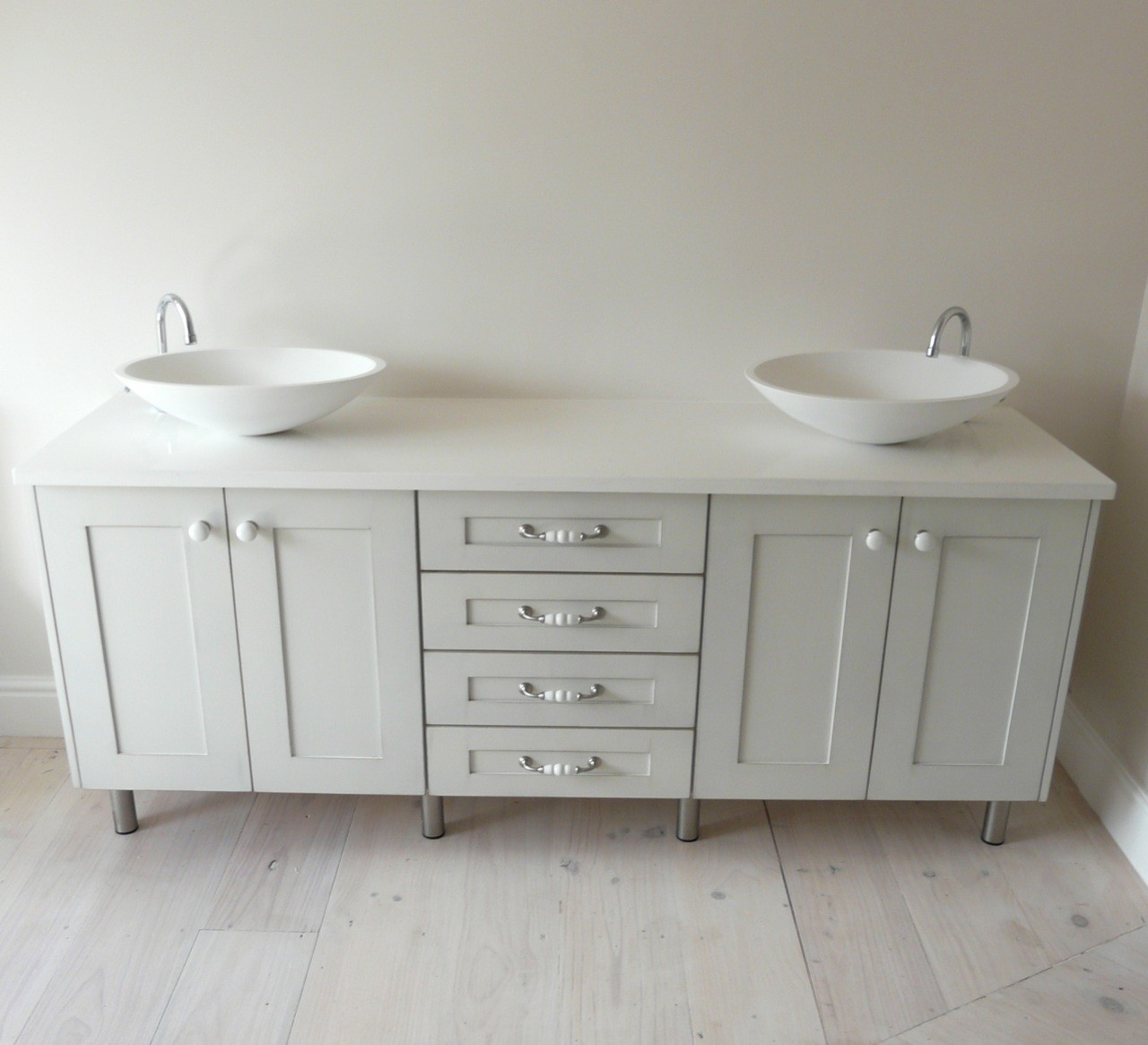 Fancy Shaker Small Bathroom Cabinet Lovely Modern White Shaker Bathroom throughout Shaker Bathroom Cabinets