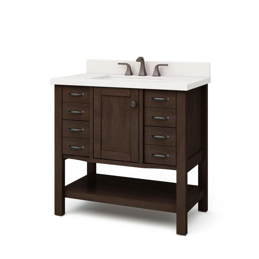 Fancy Shop Bathroom Vanities With Tops At Lowes in Awesome 36 In Bathroom Vanity With Top