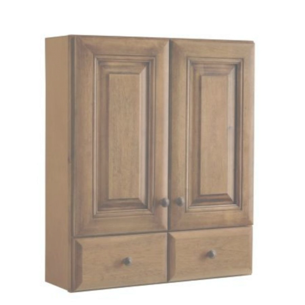 Fancy Shop Bathroom Wall Cabinets At Lowes with regard to Set Wall Bathroom Cabinets