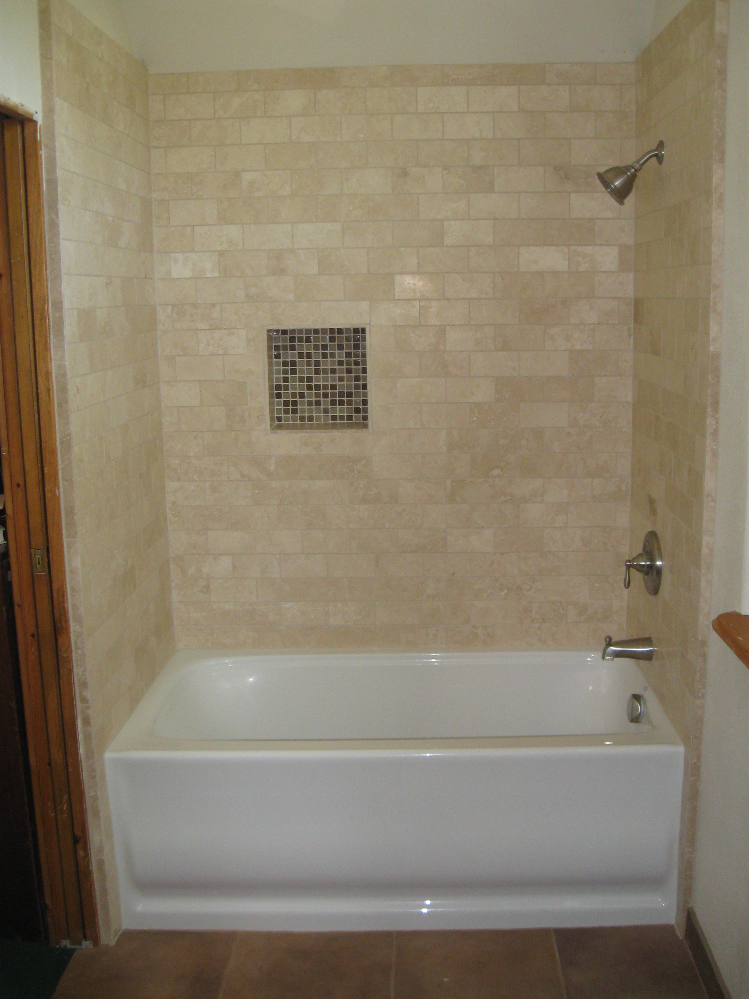 Fancy Simple Bathroom Tub Tile Ideas Pictures 62 Inside Home Remodel With throughout Bathroom Tub Tile Ideas