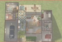 Fancy Sims 2 House Floor Plans – Musicdna for Sims 2 Floor Plans