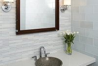 Fancy Small Bathroom Tile Ideas | Trellischicago within Bathroom Wall Tile Ideas