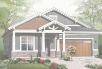 Fancy Small Craftsman Bungalow House Plans | Small Craftsman House Plans within Bungalow Style Homes