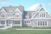 Fancy Small Craftsman House Plans Type Houses Shingle Style Beach Ocean pertaining to Beautiful Shingle Style House Plans Small