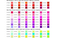 Fancy Symbols : Interesting Hex Color Code Image Codes For Daeebaccfffffe inside Android Color Codes