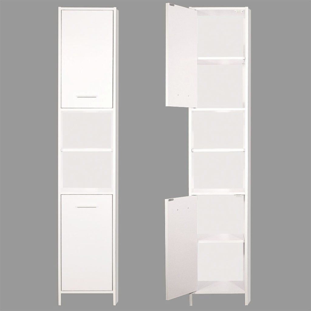 Fancy Tall Bathroom Cabinets Free Standing For The Small Bathroom Size pertaining to Set Tall Bathroom Cabinets Free Standing