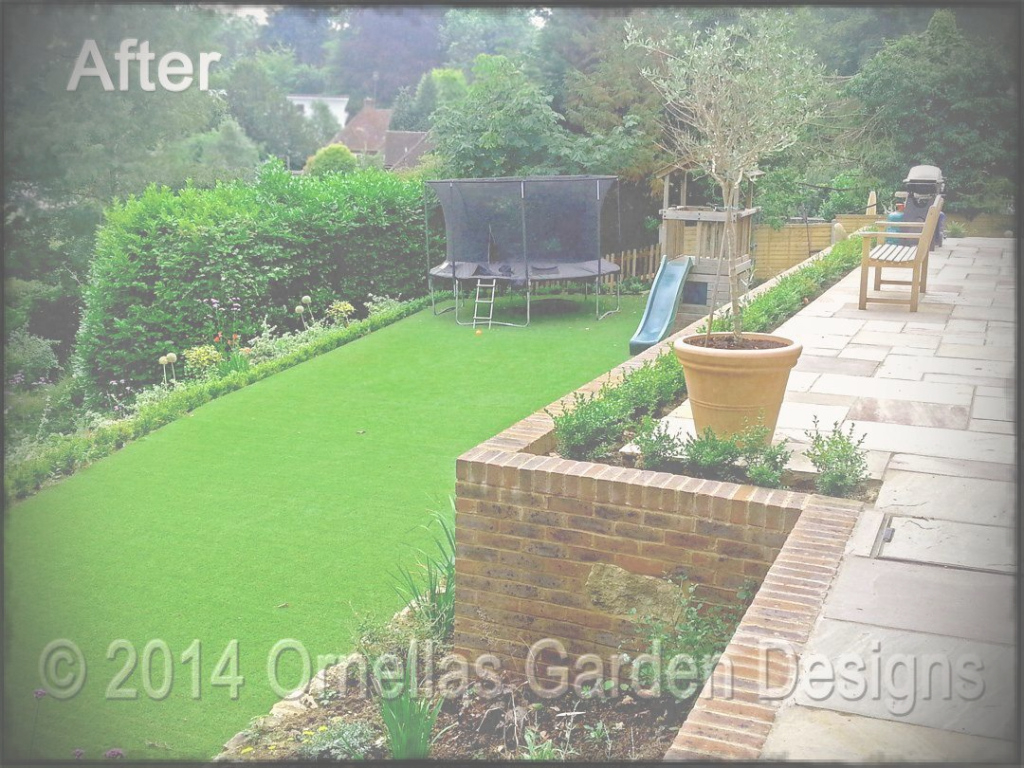 Fancy Terraced Backyard Landscaping Design Triyae From Terrace Garden inside Terraced Backyard