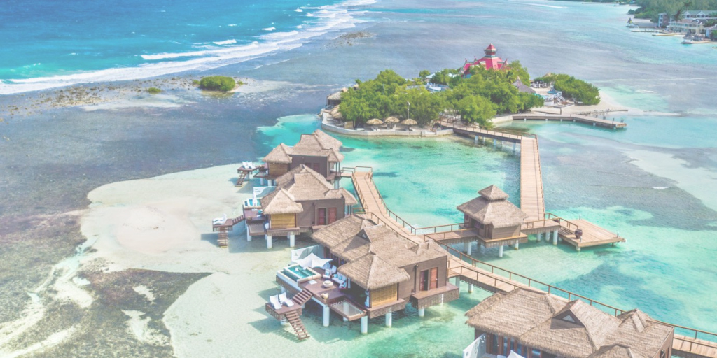 Fancy The Best Overwater Bungalow Resorts In The Caribbean (Yes, They Exist!) throughout Luxury Over The Water Bungalows In Caribbean