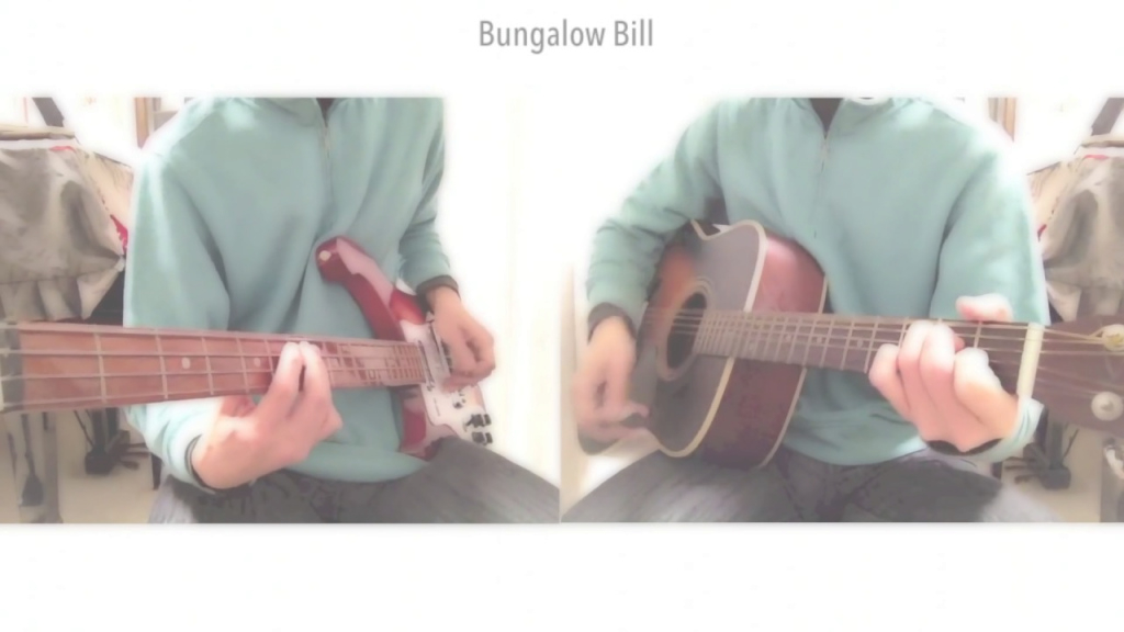 Fancy The Continuing Story Of Bungalow Bill - The Beatles Karaoke Cover with Fresh Bungalow Bill Chords