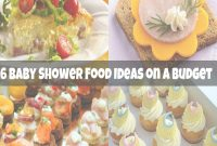 Fancy The Most Brilliant As Well As Luxurious Baby Shower Appetizers throughout Baby Shower Appetizers