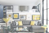 Fancy The Role Of Colors In Interior Design | Pinterest | Interiors inside Yellow And Gray Living Room