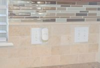 Fancy Tile Backsplash – Her Tool Belt pertaining to How To Grout Backsplash