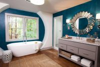 Fancy Top 25+ Bathroom Wall Colors Ideas 2017 – 2018 – Interior Decorating for Bathroom Ideas Colors