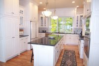 Fancy Top 6 Kitchen Layouts – Carrington Construction inside Beautiful Kitchen Layouts With Island