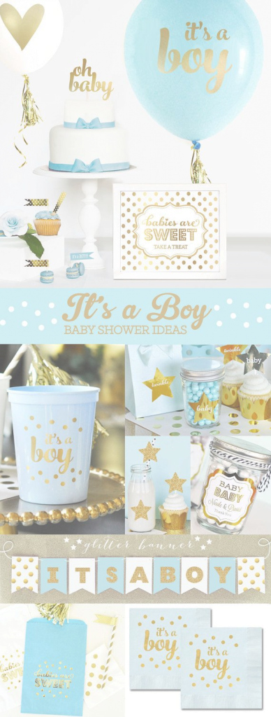 Fancy Top Baby Showerhemes Decoration Interesting Ideas Boyheme Smart Idea with Boy Baby Shower Theme Ideas
